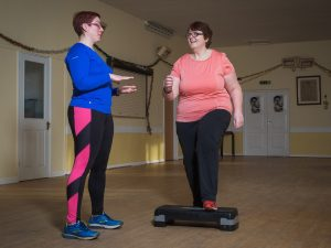 One to one personal training Bungay